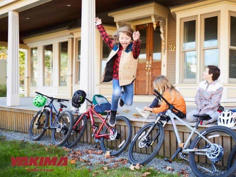 Lightweight Kids Bikes