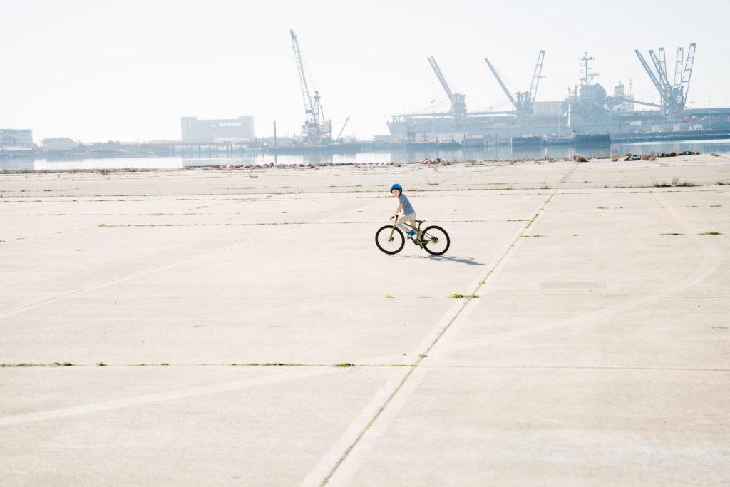 where to ride bikes