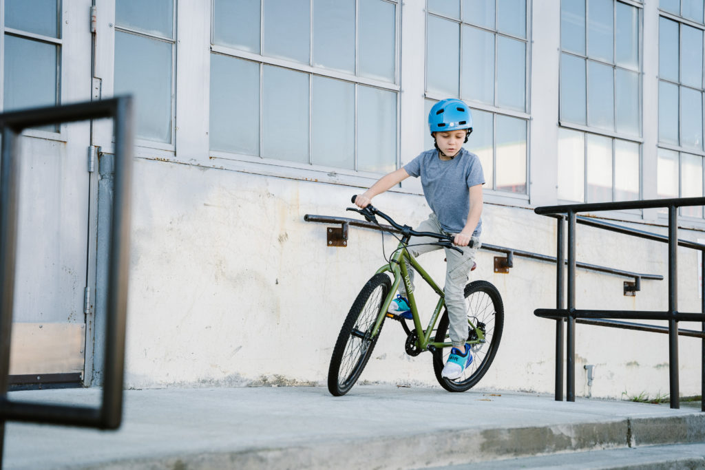 Bike for 9 to 12-Year-Olds