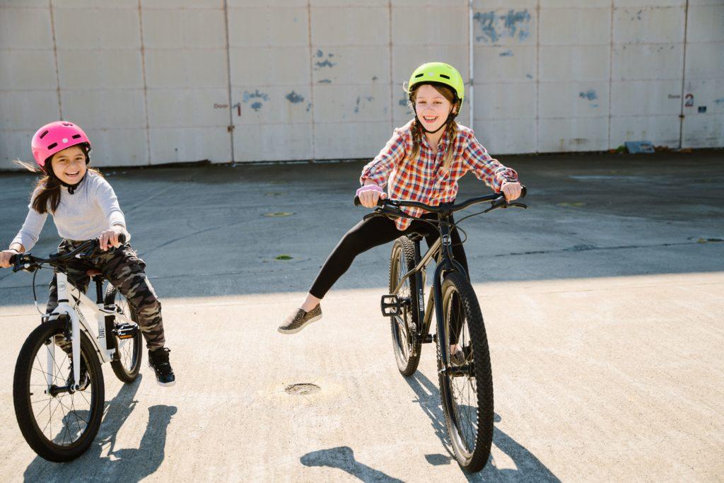 fun bike riding